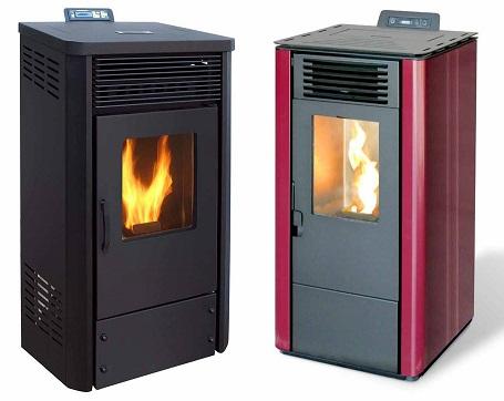 Le nostre stufe a pellet combinano l'estetica alla funzionalità producendo massimo calore con il minimo investimento.